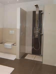 gemauerte dusche hochwertige baustoffe dusche gemauert offen