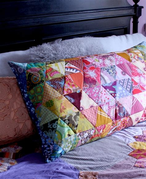 Quilted Pillow Sham Pattern by Horner Hello There