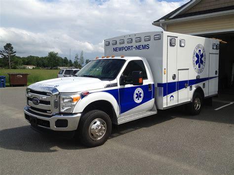 Ambulance Series braun signature series ambulance model