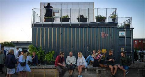 wohnen container wohnen im container haus minihuser natrlich wohnen im