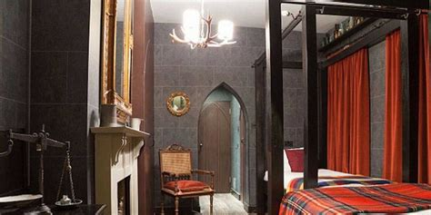 london themed hotel harry potter themed hotel in london business insider