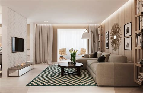 moderne innenarchitektur warm modern interior design