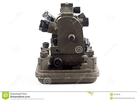 layout of building using theodolite small theodolite royalty free stock photos image 23979648