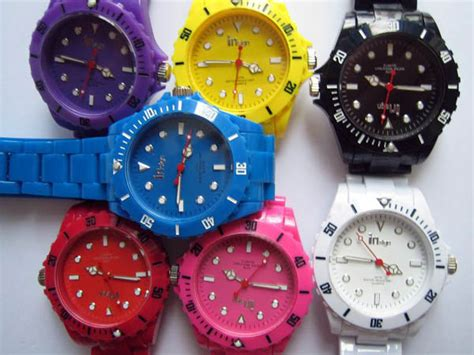colorful watches colorful watches your time has come fashion trends