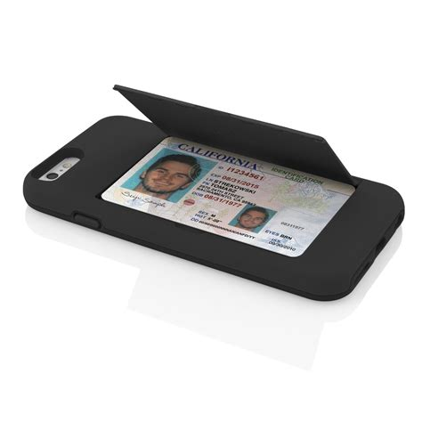 Ios Gift Card - hide your credit cards inside the stowaway iphone 6 case