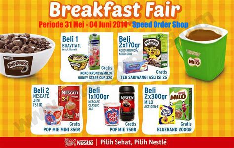 special promo periode 31 mei 04 juni 2014 speed order shop