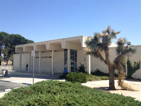 victorville city library receives beautification from the
