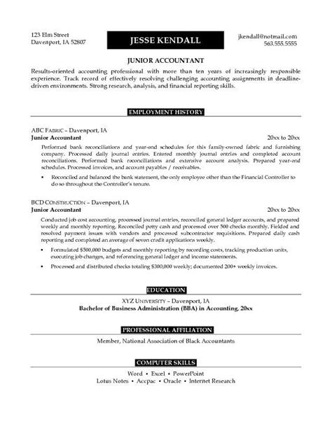 Sle Resume Objectives In Accounting Accounting Resume Objective Statements 100 Images Sle Career Objective Statements Some