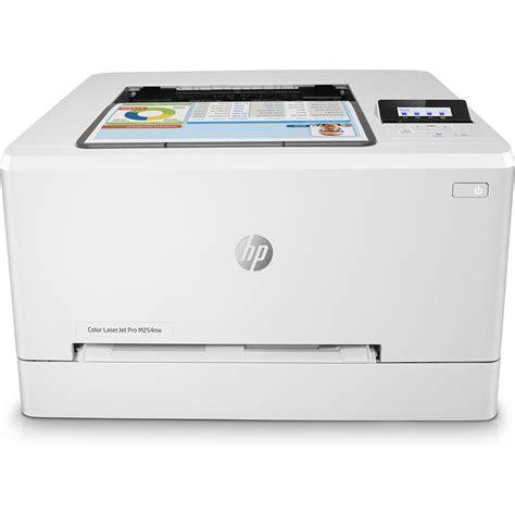 color laserjet hp color laserjet pro m254nw a4 colour laser printer t6b59a