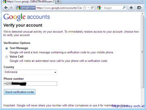membuat gmail com indonesia akhdyo blog cara membuat gmail