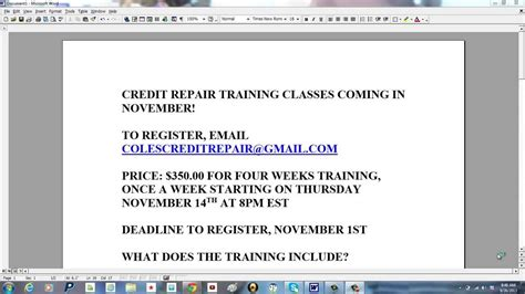 Search By Social Security Number For Free Cole S Credit Repair Classes With Free Social Security Number Package