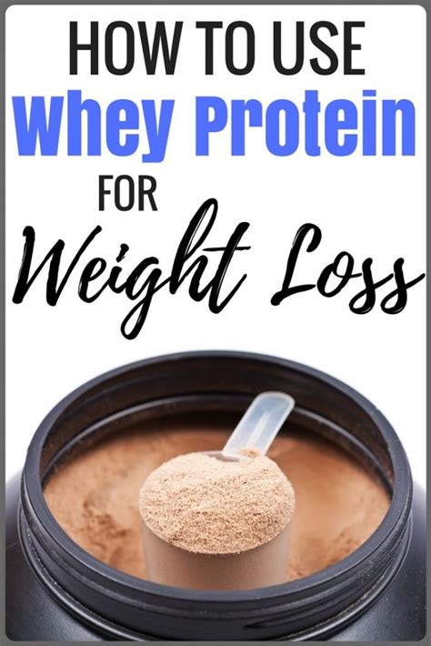 protein for weight loss how to use whey protein for weight loss avocadu