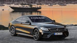 Eclass Mercedes Scoop Walkoart A Convoy Of The New Mercedes