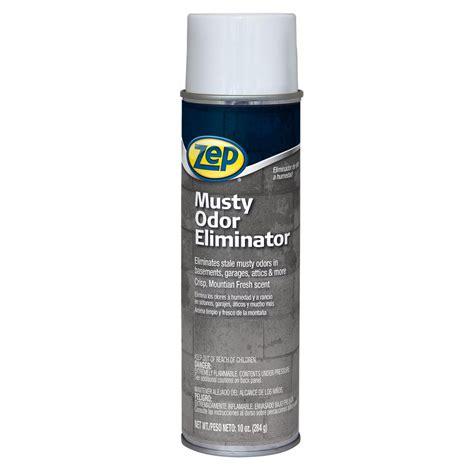 zep 10 oz musty odor eliminator air freshener spray