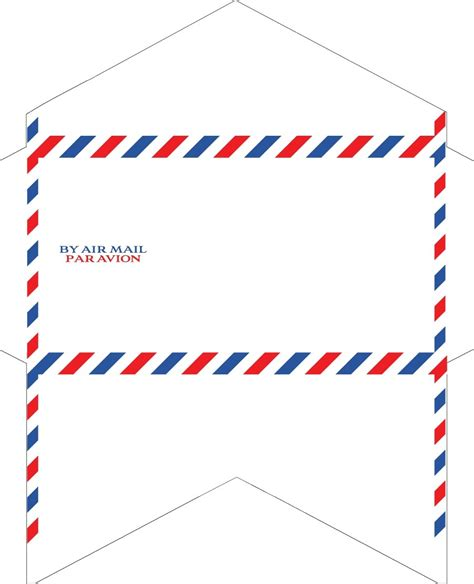 monarch envelope template envelope templates monarch size airmail 7 5 quot x