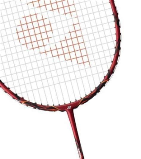 Raket Yonex Voltric 80 Etune yonex voltric 80 e tune badminton racket review