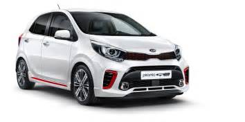 Kia Picanto 2017 Kia Picanto Revealed Australian Debut Set For Second