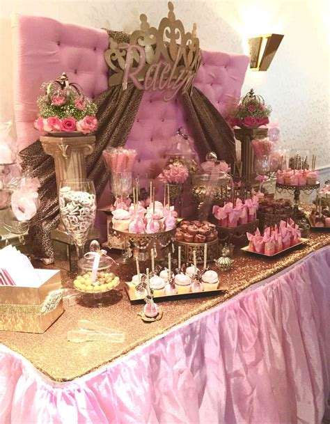 New Princess Baby Shower Theme by Cheetah Princess Baby Shower Ideas Photo 1 Of 5