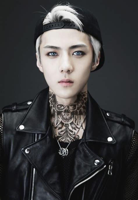 exo tattoo oh sehun kpop sehun kpop and exo