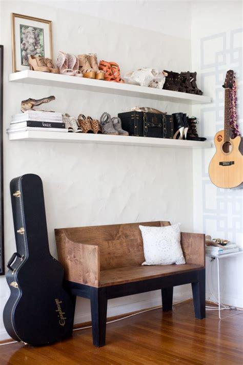 casa shoes 10 ideas para almacenar zapatos en el recibidor de la casa