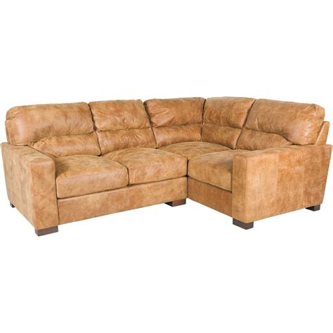 laf sectional dalton 2 piece all italian sectional with laf loveseat
