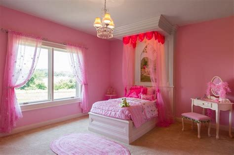 What Now Dream Bedroom Makeover - every little girls dream room a lil girls dream pinterest