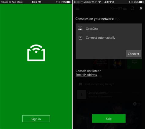 Xbox Ip Address Finder How To Your Xbox One With Your Smartphone