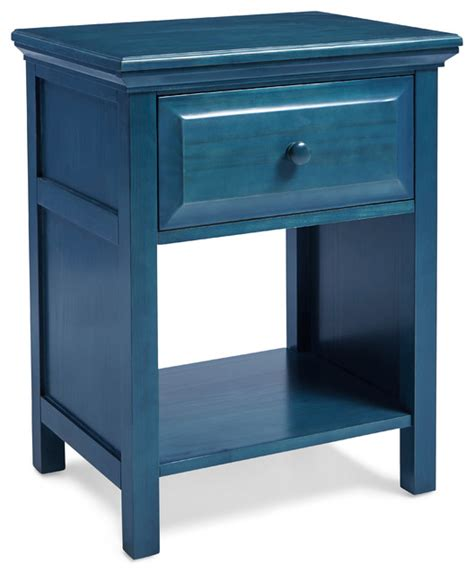 cottage style nightstands mantua cottage style nightstand transitional nightstands and bedside tables by mantua mfg