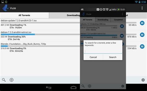 vuze for android best free torrent apps for android