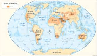 World Map Deserts by Mr Degaetano S World History Blog At Fhs Geography 101