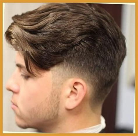 fade and long hair on top taper haircut long hair with regard to invigorate modern