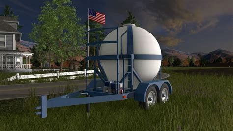ag spray equipment sphere 1000gal tank v2 0 fs17 farming