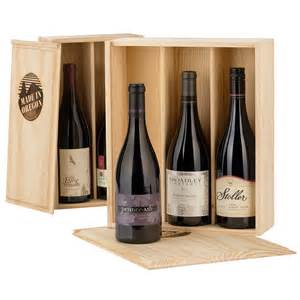 sliding lid boxes wine gifts