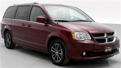 dodge grand caravan sxt premium   ride time