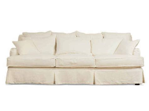 white t cushion sofa slipcover slipcovers t cushion sofa www energywarden net