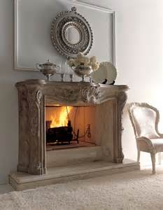 Inside Fireplace Decor Luxury Fireplaces For Classic Living Room By Savio Firmino