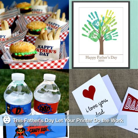 Decorations For Fathers Day by Printable S Day Cards And Decorations Popsugar