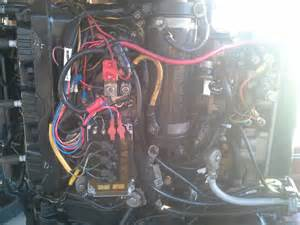 i a mercury 150 black max that has no power a load