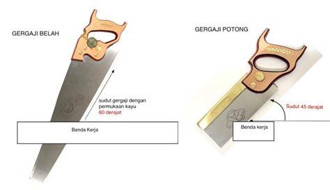Gergaji Tangan Kayu menggunakan gergaji manual tentang kayu