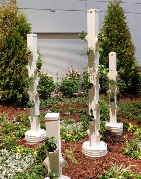 Pvc Garden Ideas These Pvc Pipe Ideas Will Look Amazing In Any Type Of Garden