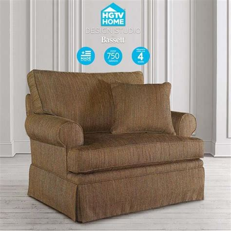 hgtv home design store bassett hgtv home design studio customizable chair a