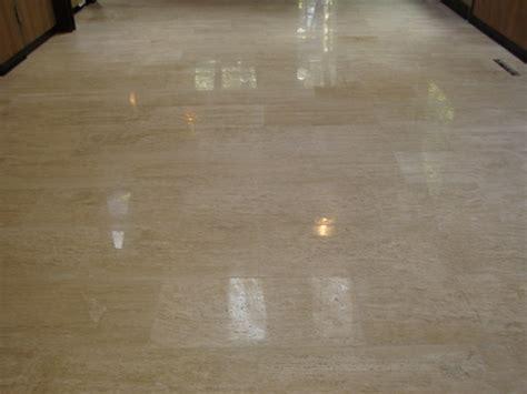 polished travertine floor tile gurus floor