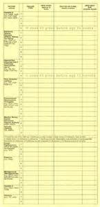 immunization record template image california immunization record form