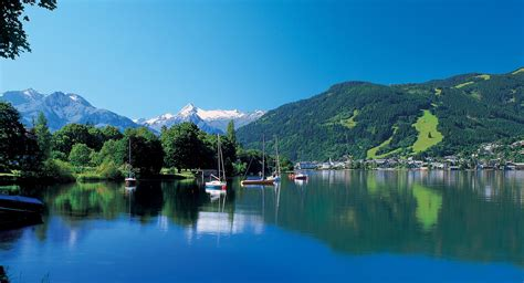 am see the zell am see kaprun region and its tourist offerings