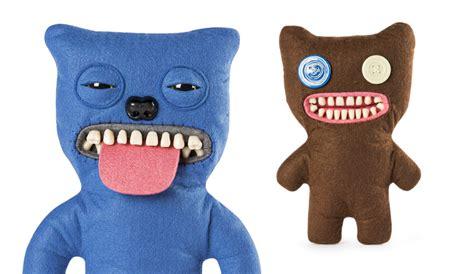 meet fugglers stuffed toys  human teeth