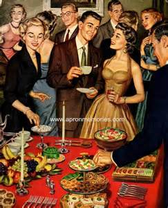 Cocktail For Christmas Party - oldie but goodie apron memories blog