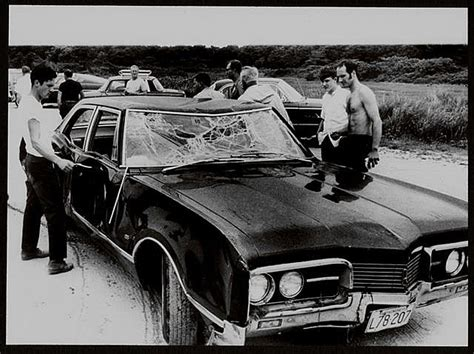 Chappaquiddick Incident Photos Ted Kennedy Chappaquiddick Car Www Imgkid The Image Kid Has It