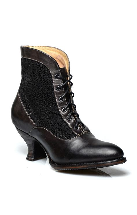 Winter Vintage Boots vintage retro boots styles for winter us207
