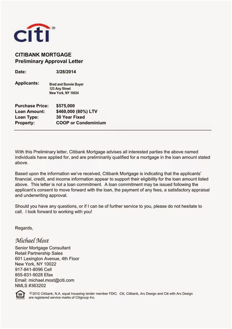 Mortgage Commitment Letter New Construction The Importance Of A Pre Approval In A Seller S Market Nyc Estate Manhattan Real Estate