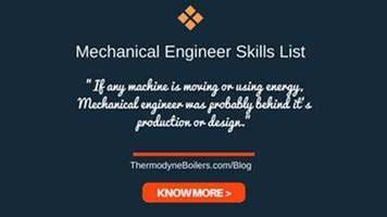 design engineer key skills thermodyne top industrial steam boiler manufacturer in